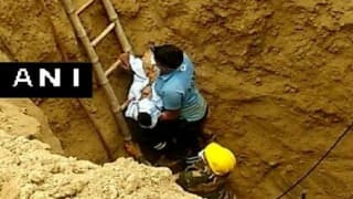 Gwalior: 3-year-old boy who fall in 200 feet borewell declared dead after being rescued
