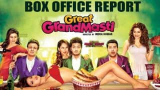 Box office: Great Grand Masti makes only Rs 8.25 crore in opening weekend; Sultan and online leak hamper performance!