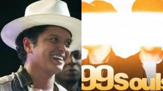 99 Souls want to work with Bruno Mars