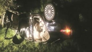 5 youths killed as car overturns on Pune-Mumbai Expressway