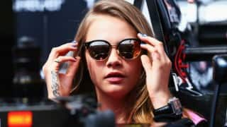 Cara Delevingne gets caught having sex on planes