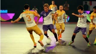 Premier Futsal League 2016 Day 4: Live streaming and updates on Sonyliv.com