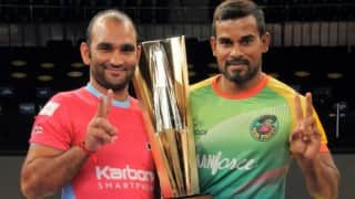 Patna Pirates win PKL 4 | LIVE Score Pro Kabaddi 2016 Final: Patna Pirates vs Jaipur Pink Panthers Live Score Updates & Match Results, PKL Season 4
