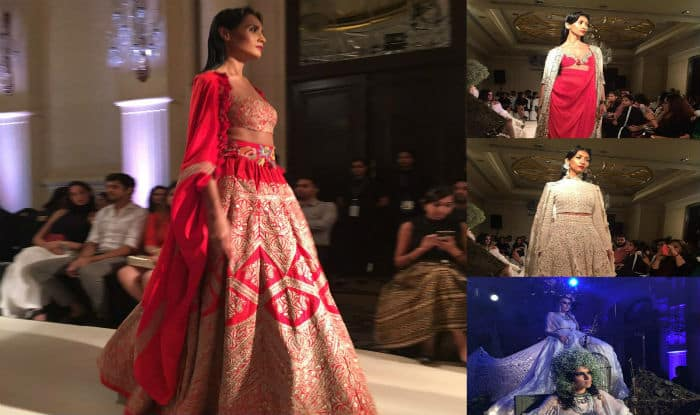Image result for India Couture Week 2017: Designer Anamika Khanna Talks About Her Collection Luxury 2017