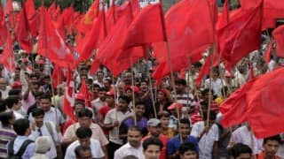 त्रिपुरा: राम मंदिर की आधारशिला रखने पर BJP के खिलाफ शिकायत, कहा- वामपंथी इतिहास मिटाने की कोशिश