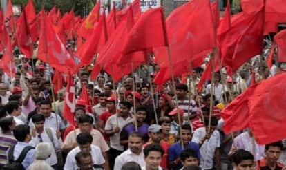 West Bengal: Major Left rally against price rise