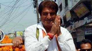 Raj Babbar appointed new Uttar Pradesh Congress Committee President