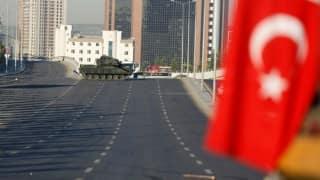 Turkey ruling party, opposition unite against coup bid