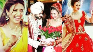 Divyanka Tripathi & Vivek Dahiya's special moments: Here are some adorable pictures that you cannot afford to miss!
