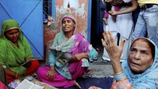 Mohammed Akhlaq's family questions authenticity of Mathura lab report