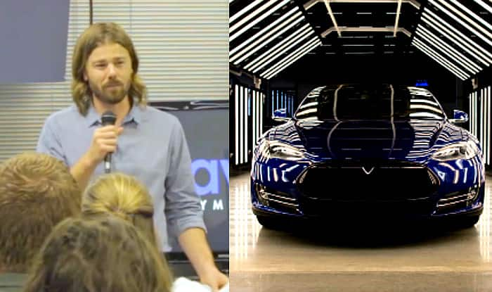 Employees give CEO a new car after he shared the wealth