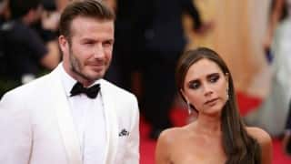 David Beckham wishes wifey Victoria on wedding anniversary in an incredible way!