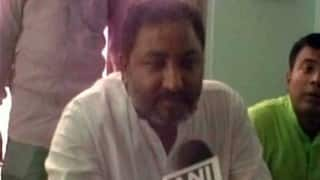 Expelled BJP leader Dayashankar Singh moves High Court against FIR