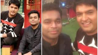 OMG! Kapil Sharma will be singing for living legend A R Rahman
