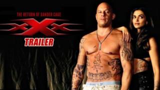 देखिये दीपिका पादुकोण की पहली हॉलीवुड फिल्म xXx: The Return of Xander Cage का धमाकेदार ट्रेलर