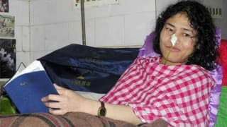Irom Sharmila's family and associates surprised by her decision