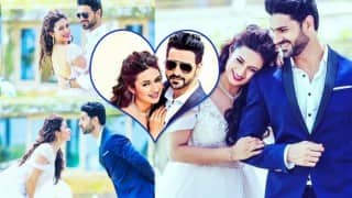 Divyanka Tripathi & Vivek Dahiya's pre-wedding photo shoot: These UNSEEN pictures of the adorable couple will make you fall in love with them!