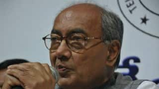 BJP objects to Digvijay Singh's tweets to his partymen in Madhya Pradesh Assembly