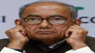 मध्य प्रदेश: पूर्व मुख्यमंत्री और कांग्रेस महासचिव दिग्विजय सिंह का नाम गरीबी रेखा की सूचि में