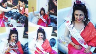 Divyanka Tripathi Bachelorette Party: Vivek Dahiya's fiancée looked absolutely stunning in her Hen party!