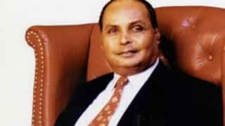 Dhirubhai Ambani remembered on 14th death anniversary