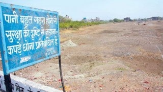 BJP, Cong come together to save century-old lake
