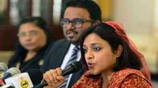 Maldivian Foreign Minister Dunya Maumoon quits over death penalty implementation