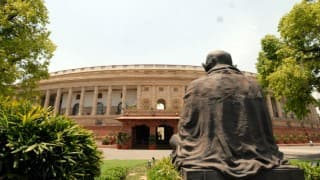 Monsoon session of Parliament begins, Lok Sabha adjourned