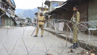Toll in Kashmir unrest climbs to 47, curfew continues in 5 districts