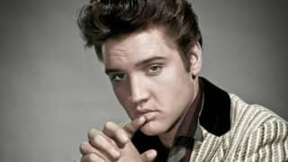 Revealed! Elvis Presley almost choked himself to death with drugs