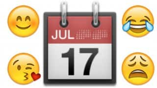 #WorldEmojiDay: February loves hearts, May is for kiss while April cries, reveals Twitter emoji calendar