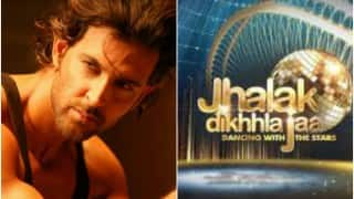 Jhalak Dikhhla Jaa 9: Mohenjo Daro star Hrithik Roshan is the first guest of the celebrity dance show