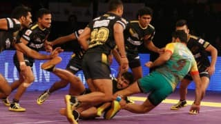 Pro Kabaddi 2016 Patna Pirates vs Telugu Titans, Match Result & Highlights: Telugu Titans extend winning streak with win against Pirates