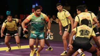Titans beat Pirates 46-25 | Pro Kabaddi 2016 LIVE Score Patna Pirates vs Telugu Titans: Live Score Updates & Match Results of PKL 4, match 53