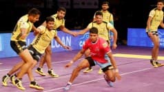Pro Kabaddi League 2016 Points Table, Team Standings & PKL 4 Results: Patna top points table