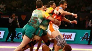 Patna beat Pune 37-33 | Pro Kabaddi 2016 LIVE Score Patna Pirates vs Puneri Paltan Semi Final 1: Get Live Score Updates & Match Results