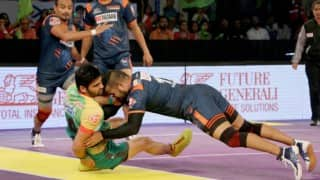 Pune beat Bengal 38-31 | Pro Kabaddi 2016 LIVE Score Bengal Warriors vs Puneri Paltan: Live Score Updates & Match Results of PKL 4, match 25