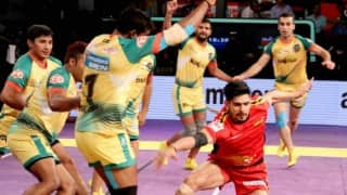 प्रो कबड्डी लीग : पटना ने बंगाल को 33-27 से हराया