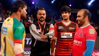 प्रो कबड्डी लीग : मौजूदा चैम्पियन पटना को खिताबी चुनौती देगा पूर्व चैम्पियन जयपुर