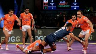 Pune vs. Kolkata ends in a tie | Pro Kabaddi 2016 LIVE Score Puneri Paltan vs Bengal Warriors: Live Score Updates & Match Results of PKL 4, match 30