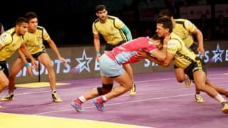 Pro Kabaddi 2016 Telugu Titans vs Jaipur Pink Panthers, Match Result & Highlights: Titans beat Panthers, qualify for PKL 4 semifinal