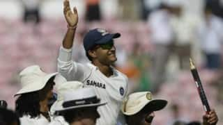 Saurav Ganguly turns 44, wishes pour in