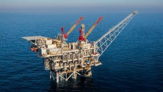 Natural gas discovery in Indian Ocean