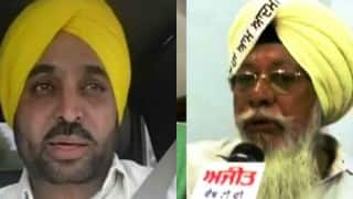 Bhagwant Mann stinks of alcohol in Parliament, says fellow AAP MP Harinder Singh Khalsa