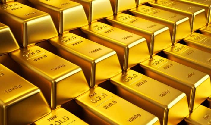 Gold price rise Rs 57 on global cues - India.com