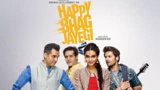 Abhay Deol, Diana Penty Star as Unlikely Couple in 'Happy Bhaag Jayegi'