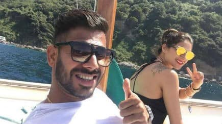Manoj Tiwary is vacationing with his wife and the photos are out of this world!