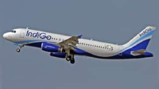 Man detained for unruly conduct on Indigo flight