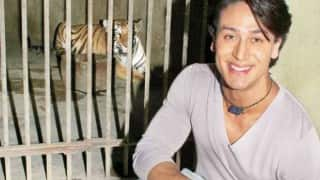 International Tiger Day 2016: Tiger Shroff writes to Environment Minister to save the big cats