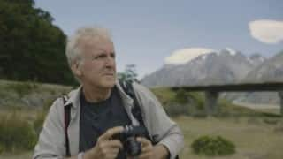 James Cameron stars in Tourism New Zealand ad campaign (Watch Video)